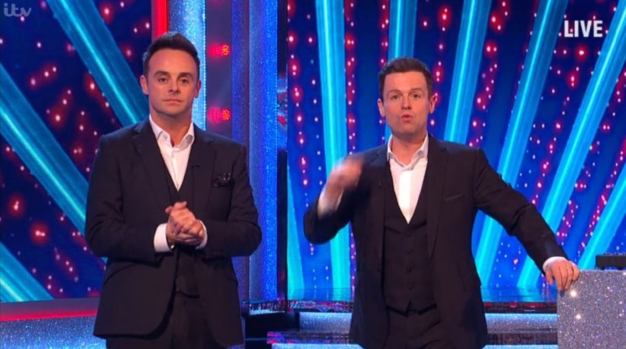 Coronavirus: Ant and Dec's Saturday Night Takeaway live shows scrapped for pre-recorded episodes