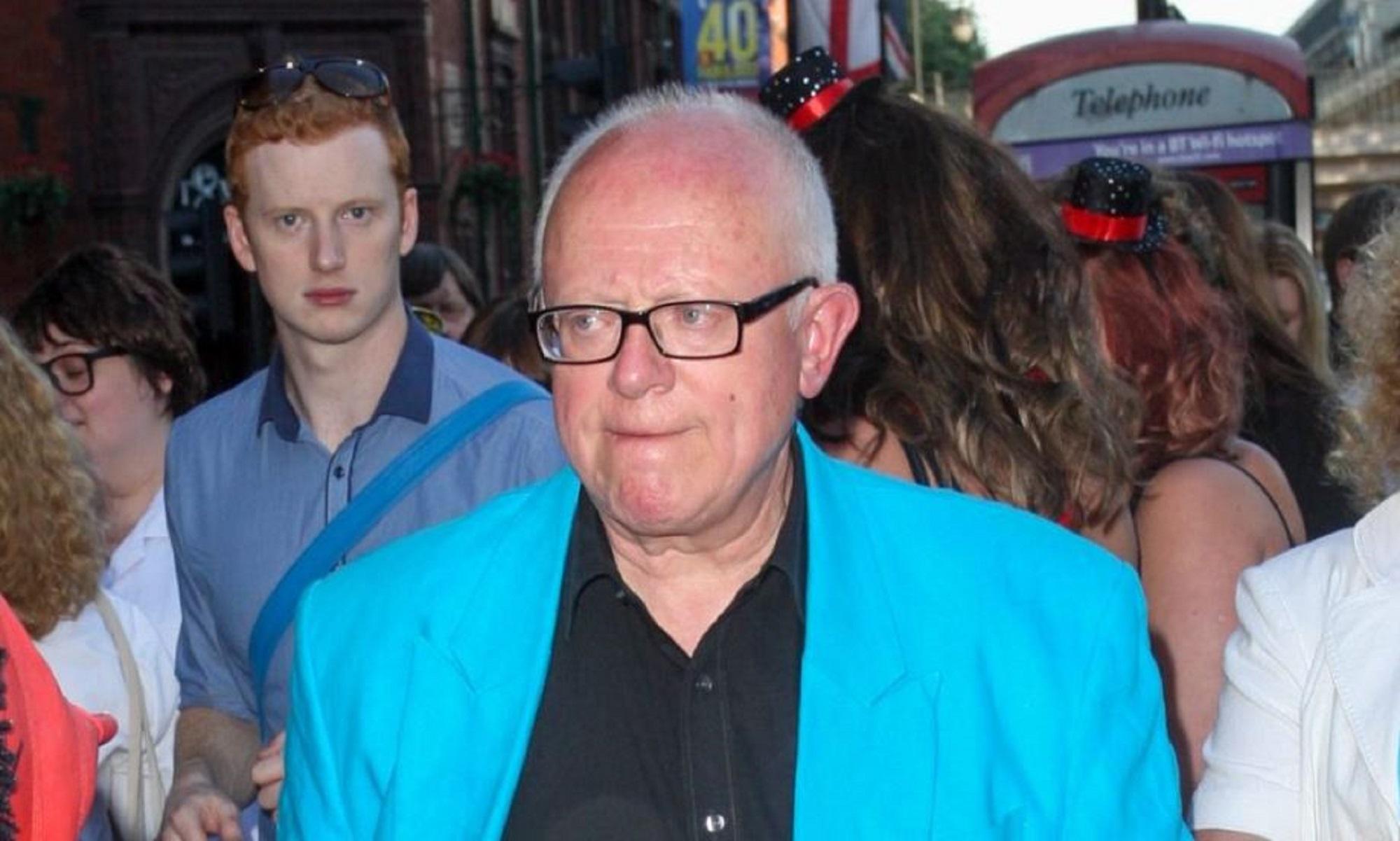 Corrie legend Ken Morley says coronavirus nearly killed him
