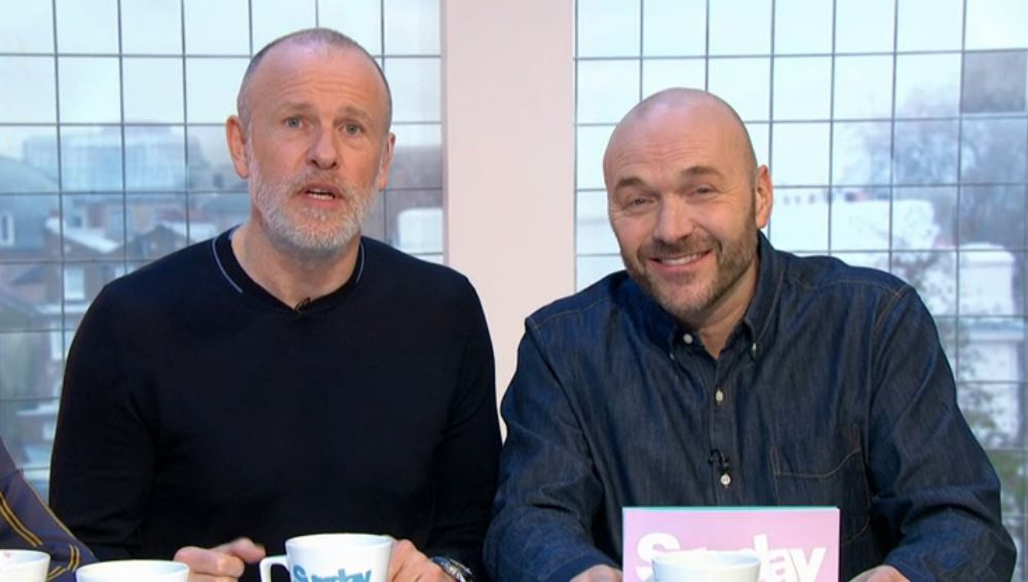 When will Sunday Brunch be back? Coronavirus forces Tim Lovejoy and Simon Rimmer off Channel 4