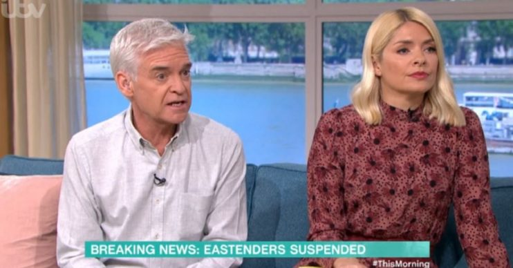 Holly and Phil and said to be terrified as the boss of This Morning has gone into self-isolation