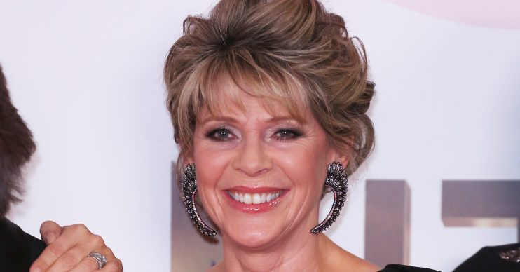Ruth Langsford didn't get to see her mum on Mother's Day