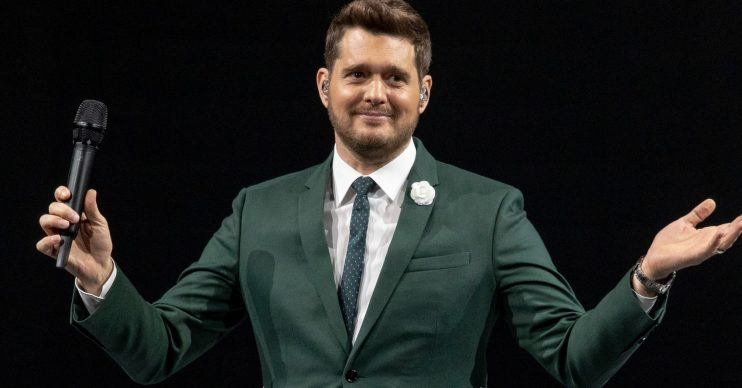 Michael Buble is reportedly in talks to feature on Stars In Their Eyes