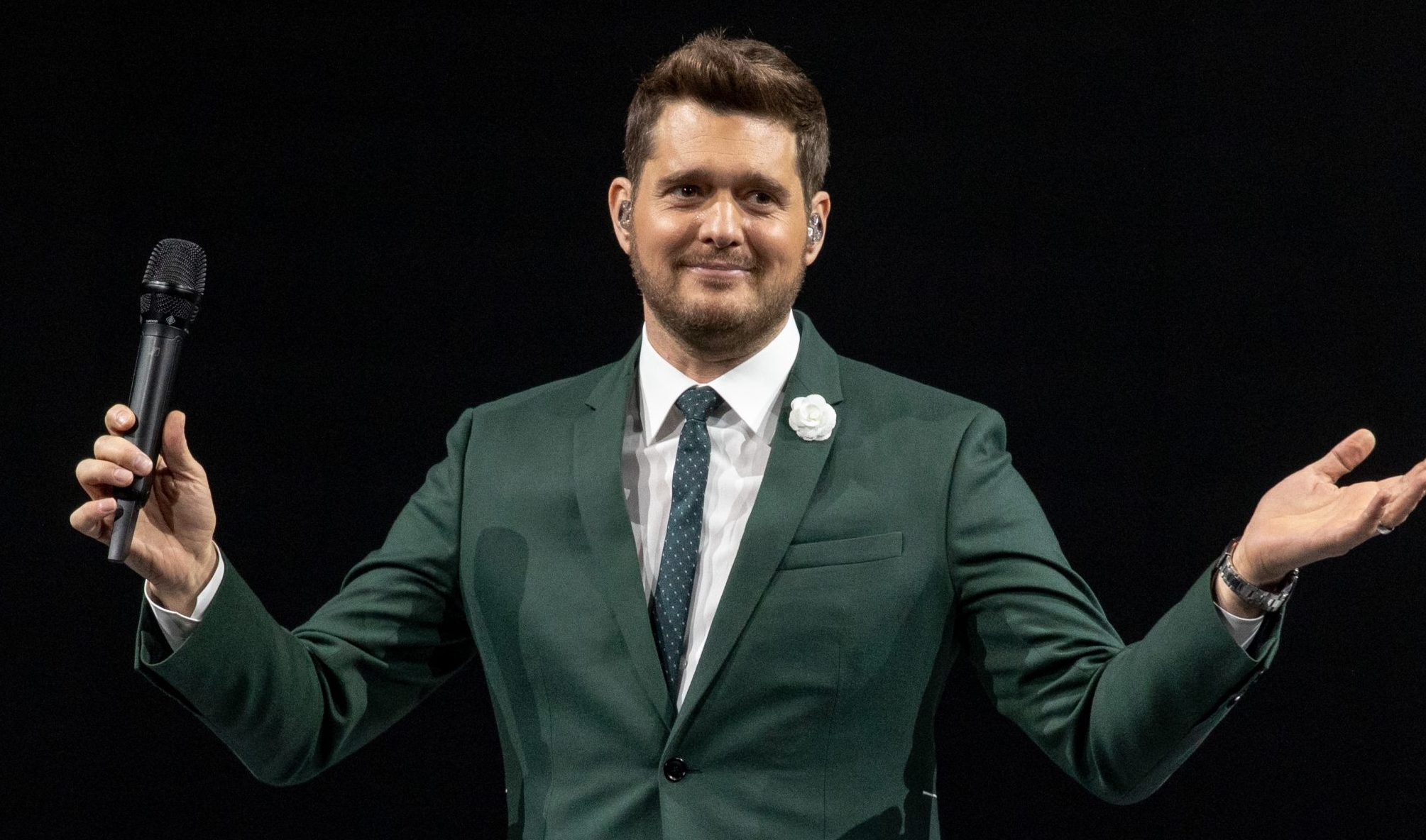 Stars In Their Eyes: Michael Bublé reportedly in talks to feature on revamped show