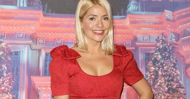 Holly Willoughby Mothers Day