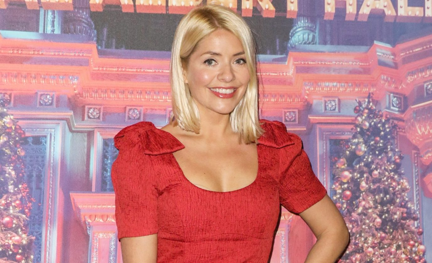 Why is Holly Willoughby not wearing her wedding ring on This Morning?
