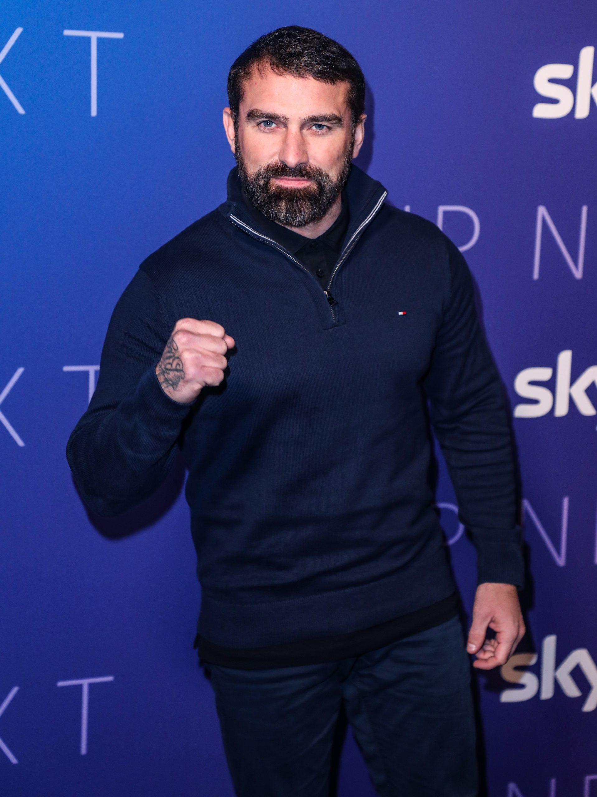 Ant Middleton made his daughter cry by forcing her into a freezing cold swimming pool