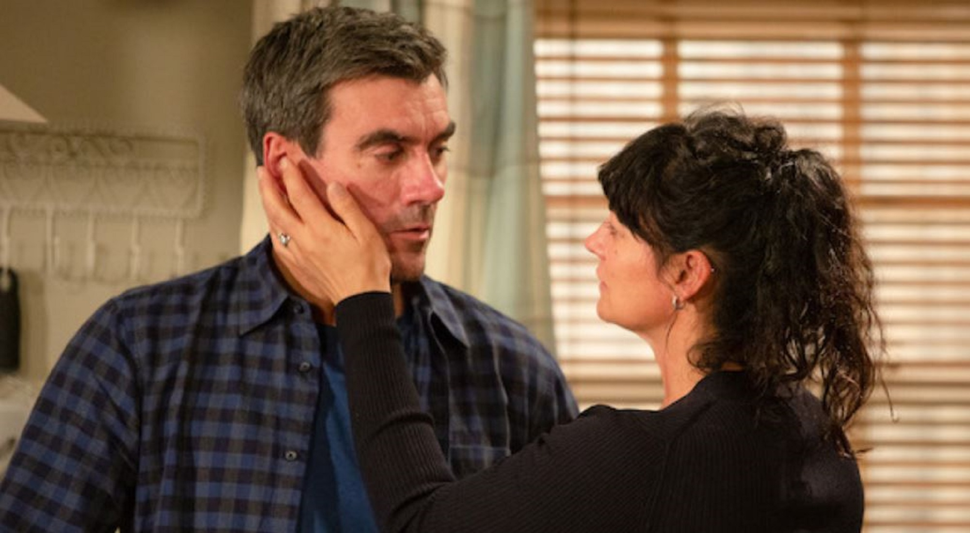 Emmerdale's Cain and Moira could get back together, says actor Jeff Hordley
