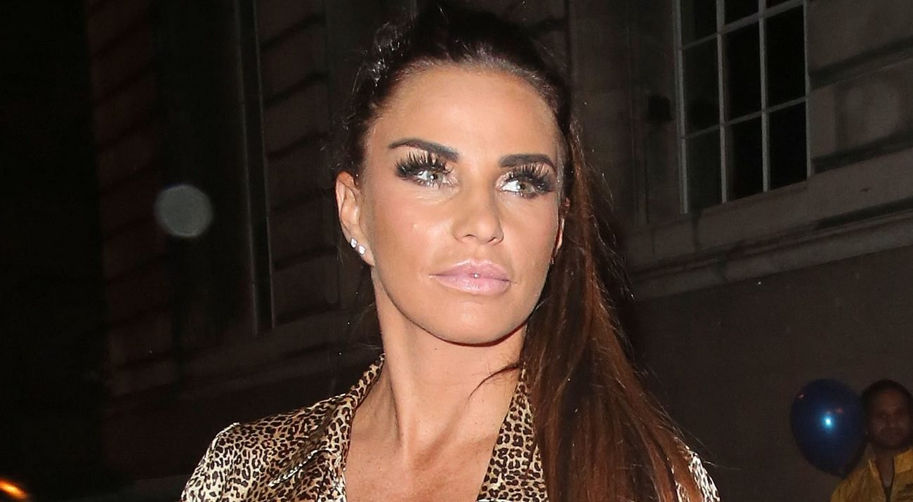Katie Price returns to social media with heartfelt message to her mum amid coronavirus