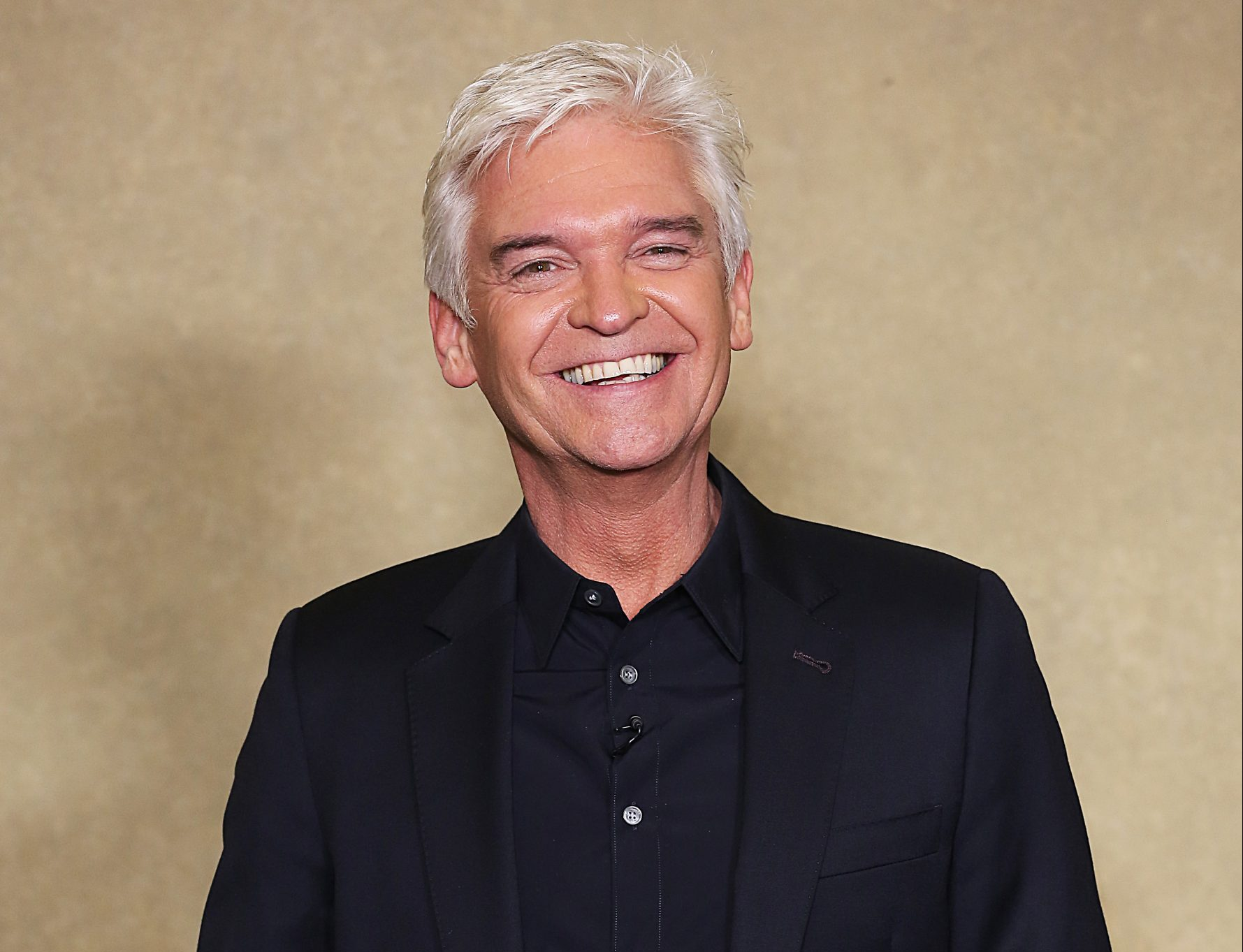 Phillip Schofield revealed that he is gay earlier this year (Credit: Splash News)