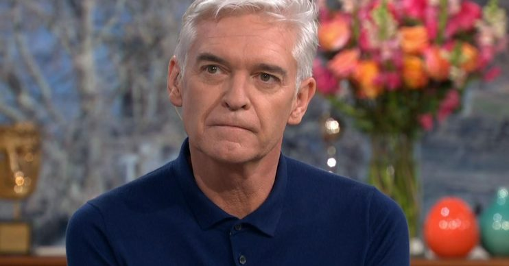 Phillip Schofield This Morning (Credit: ITV)