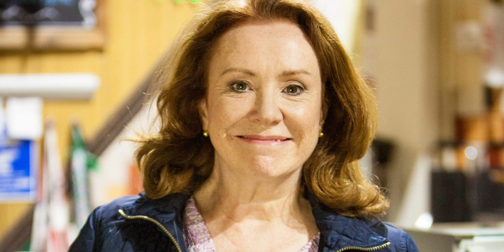 Coronation Street's Melanie Hill confirms soap will continue filming soon