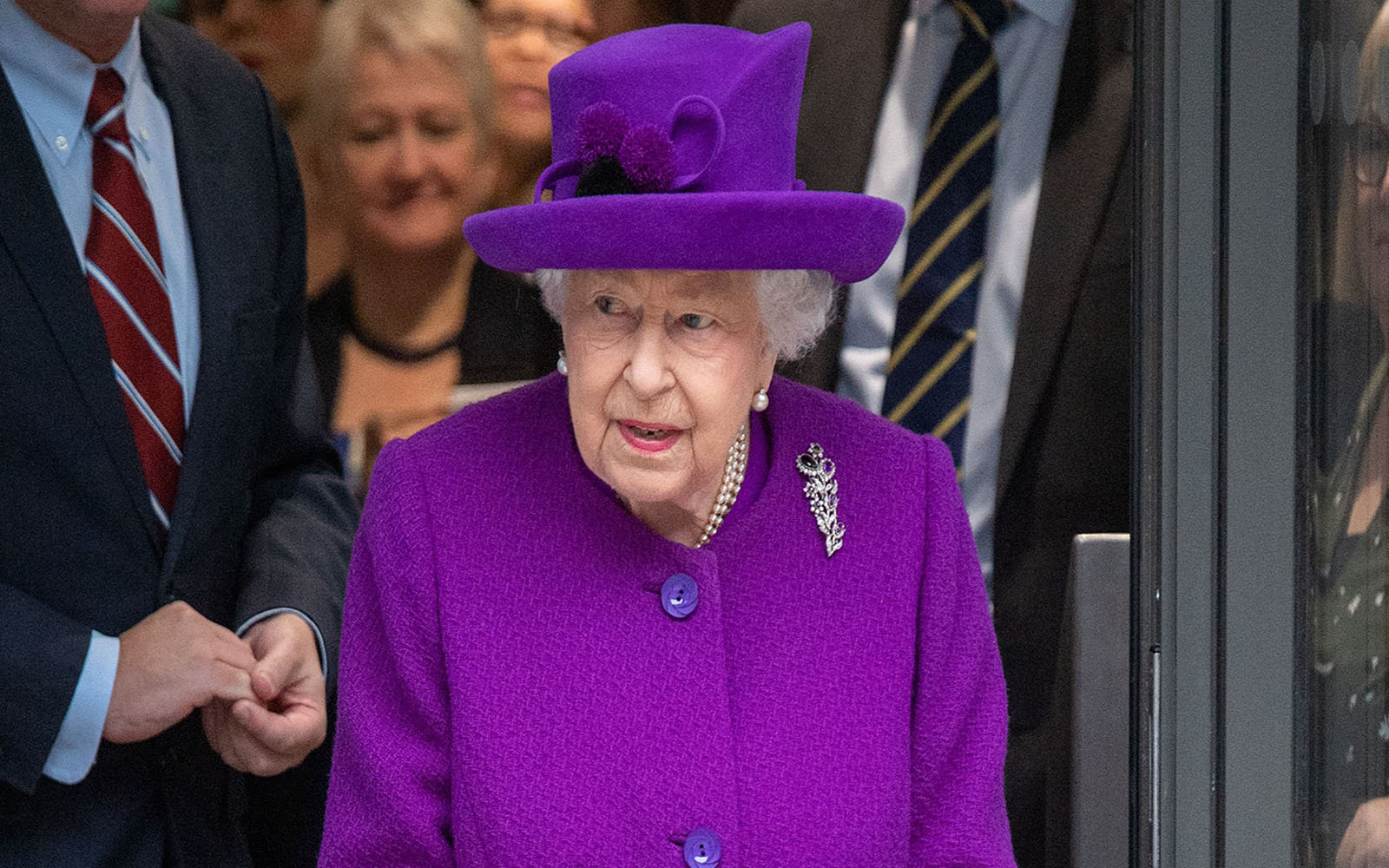 Queen 'set to broadcast coronavirus message to nation from Windsor Castle amid crisis'