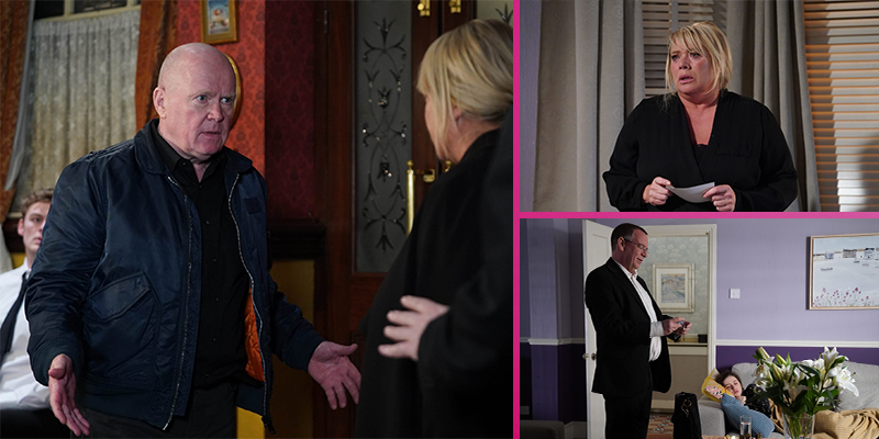 EastEnders first look: All the changes to next week's episodes