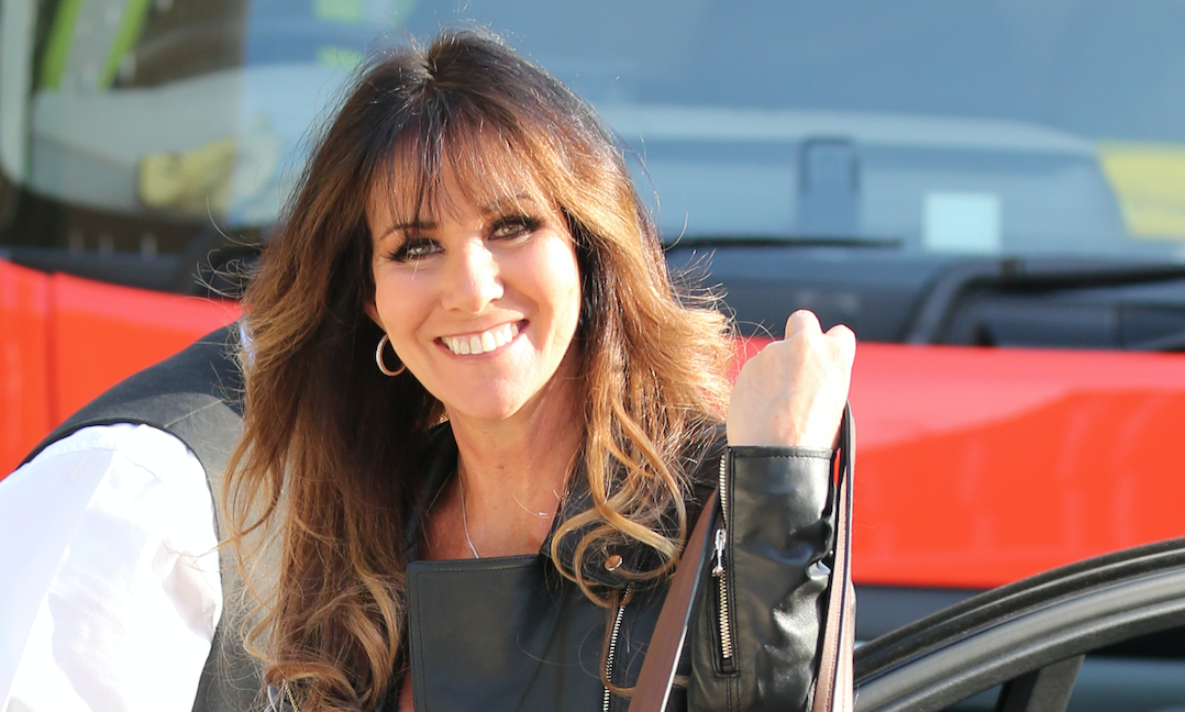 Linda Lusardi 'holding in there' as she tests positive for coronavirus