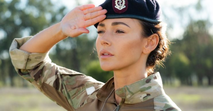 Our Girl Georgie Lane (Credit: BBC)