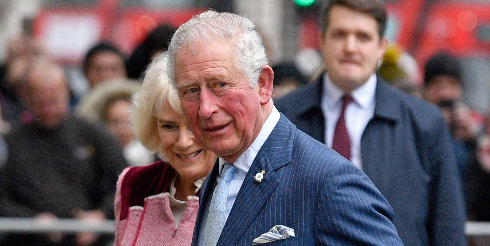 Prince Charles urges Britain to stay strong in first address since coronavirus recovery