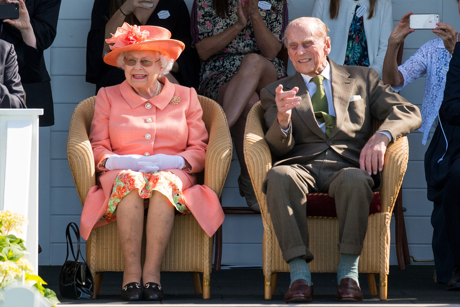 Royal fans fear for Queen and Philip as Prince Charles tests positive for coronavirus
