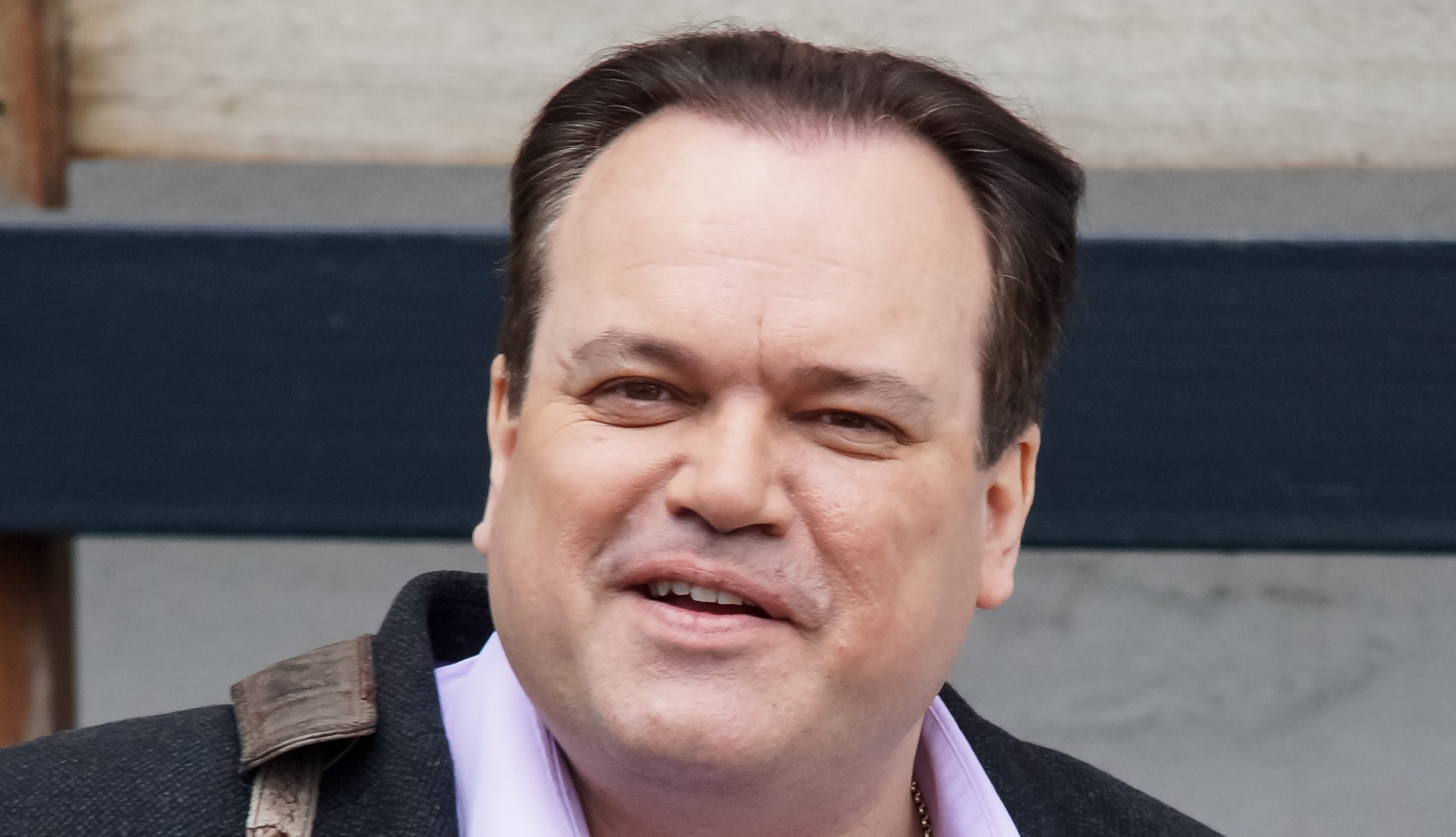 EastEnders' Shaun Williamson reveals 10lb weight loss