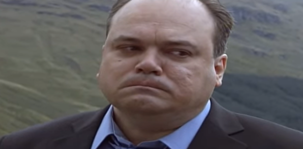 EastEnders Barry Evans Shaun Williamson Credit: BBC/YouTube