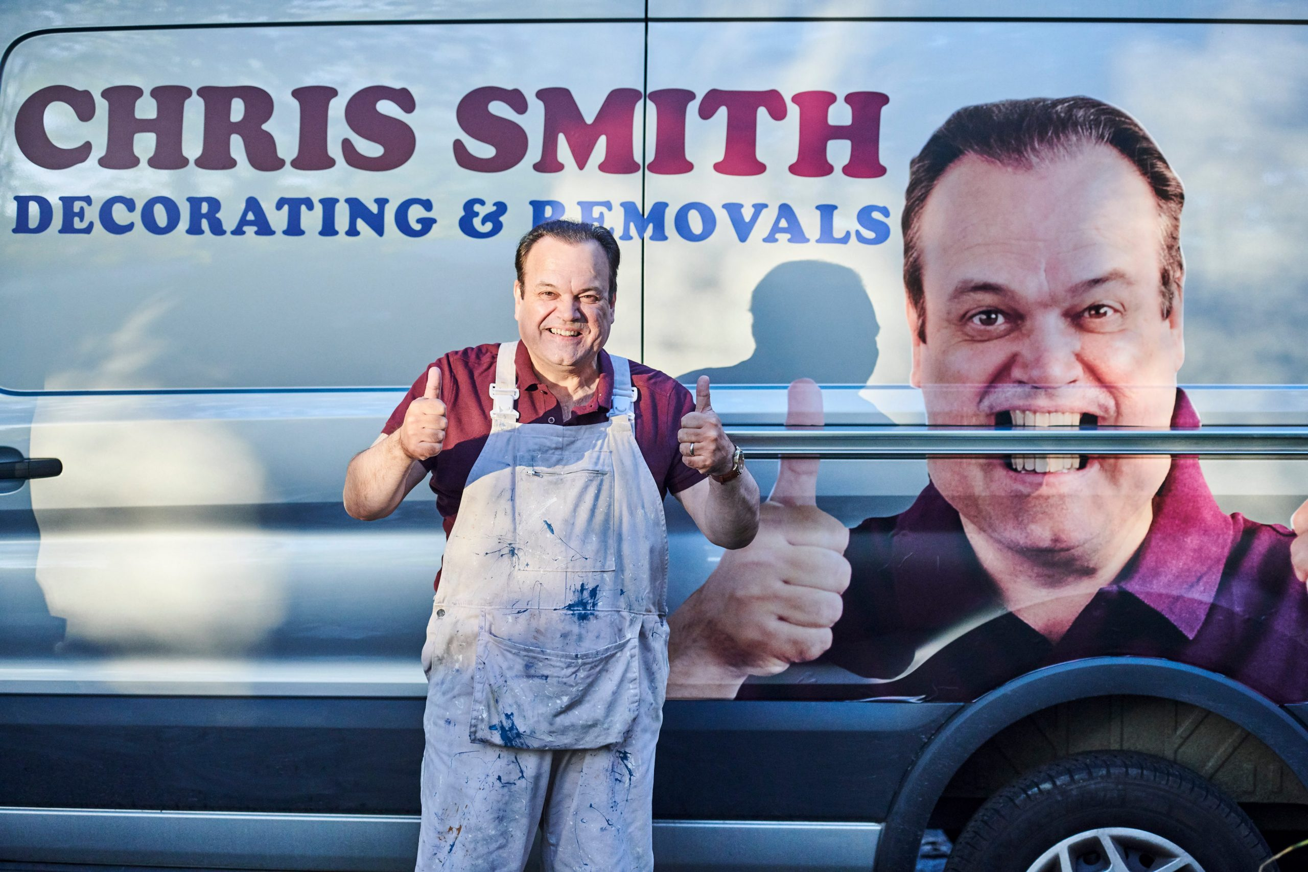 Shaun Williamson Mister Winner