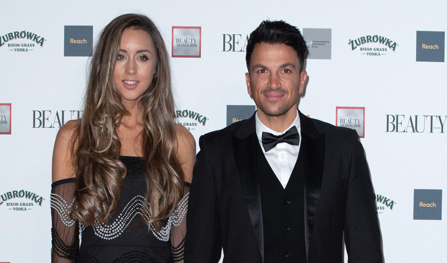 Peter Andre staying in separate room from doctor wife amid coronavirus fears