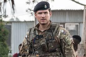 Our Girl Captain James Ben Aldridge (Credit: BBC)