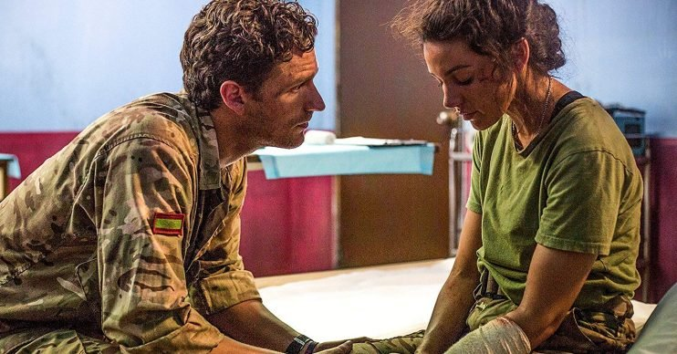 Michelle Keegan Ben Aldridge Our Girl