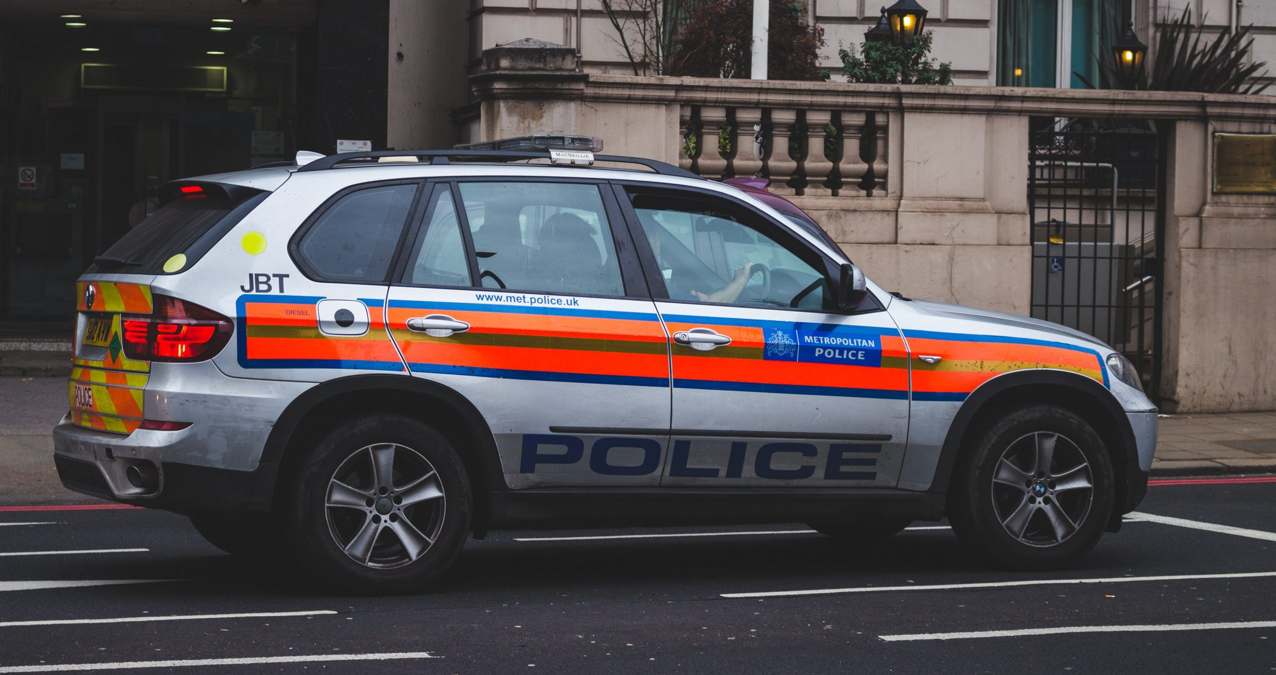 Coronavirus: UK police establish checkpoints to stop drivers making non-essential journeys
