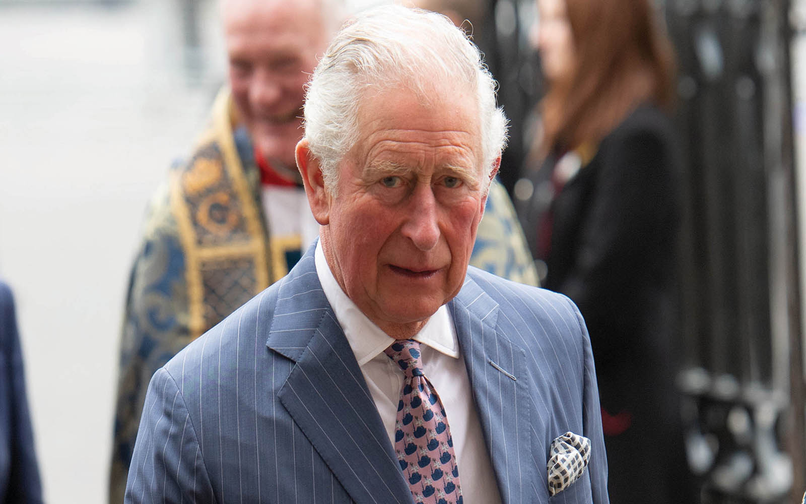 Anthony Joshua self-isolating after meeting Prince Charles before coronavirus diagnosis