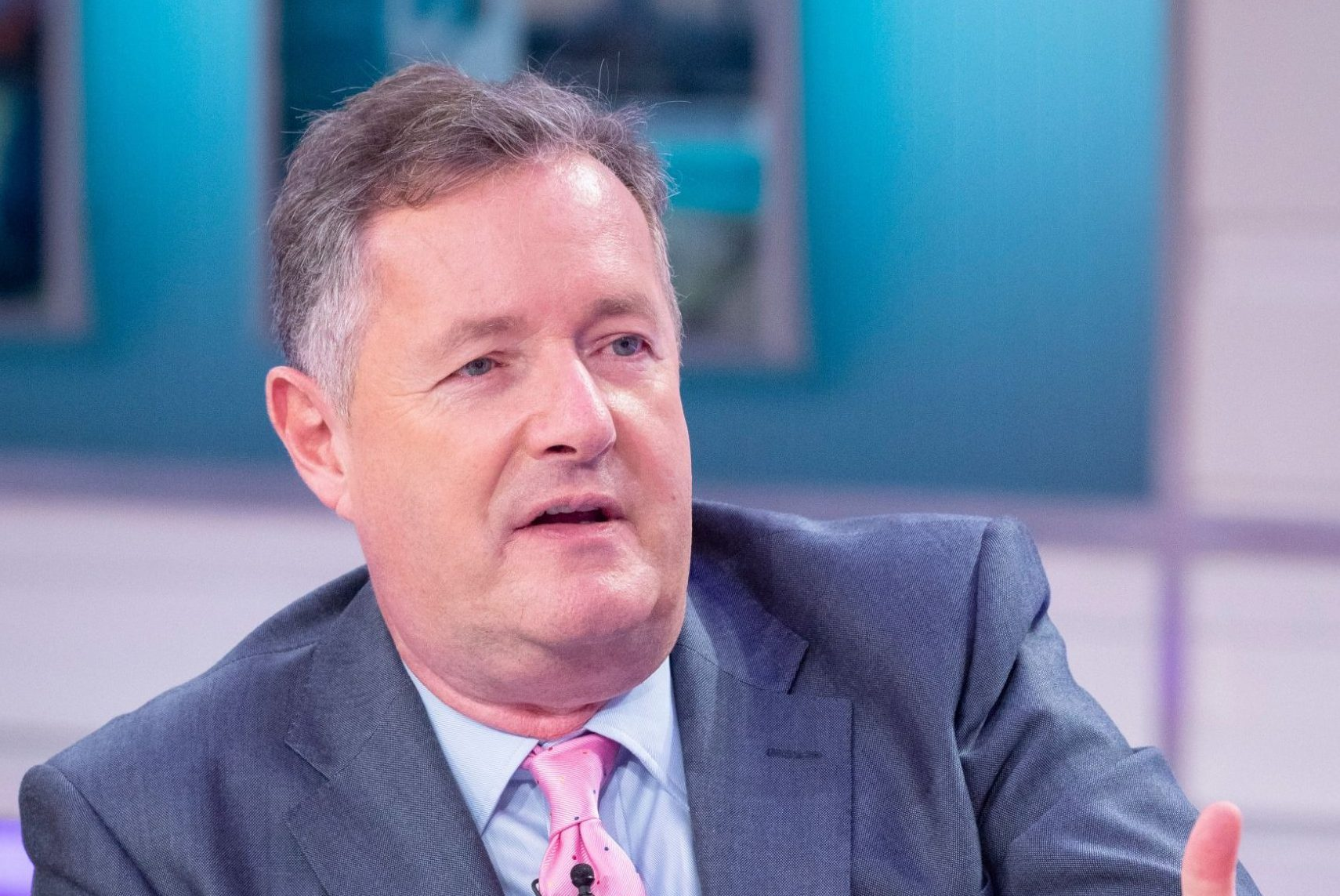 Where is Piers Morgan? Good Morning Britain host is not on today's show