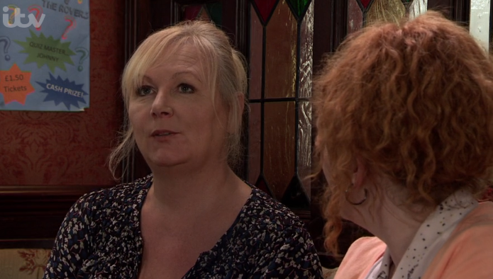 Coronation Street fans think Todd Grimshaw will return after he's mentioned