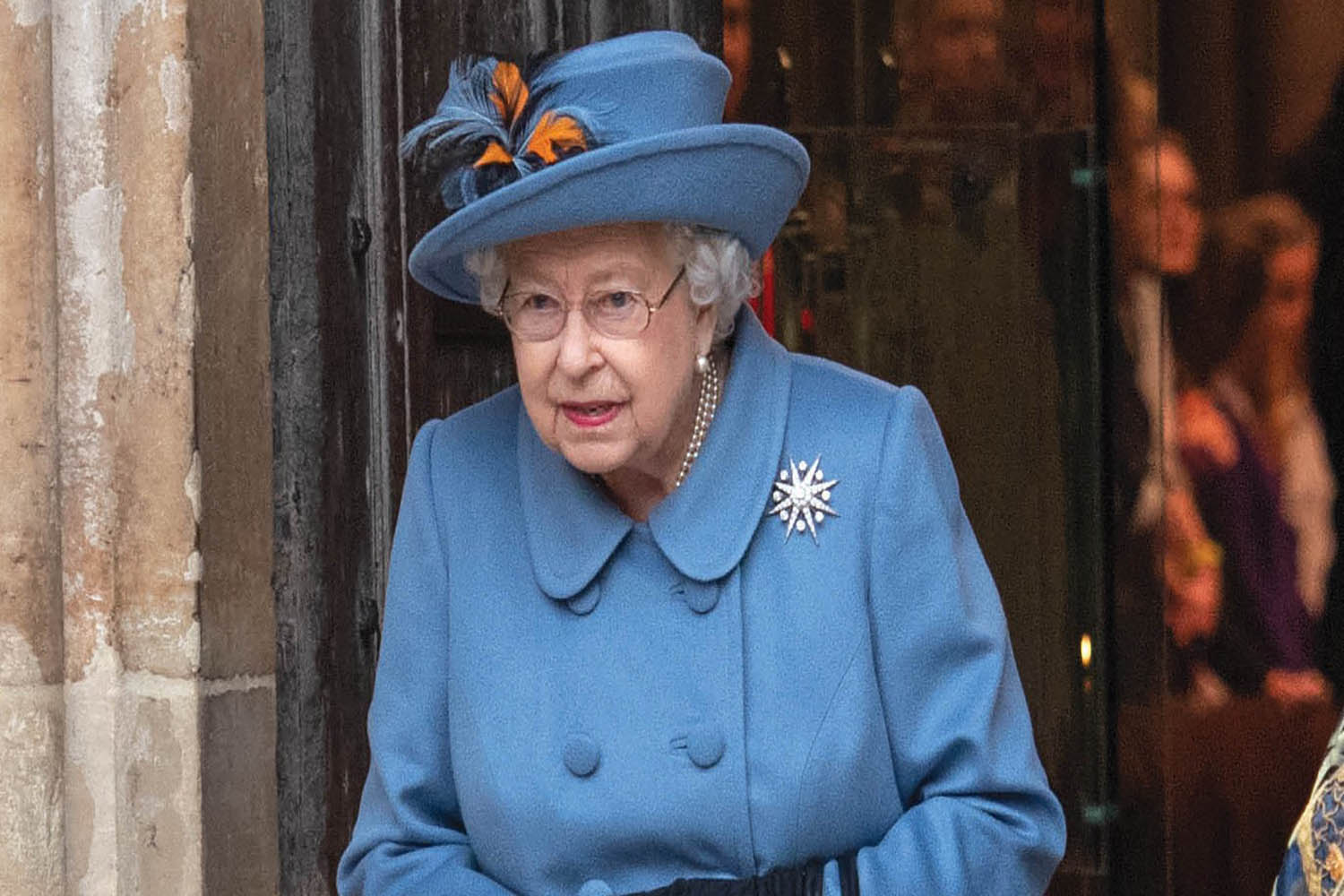 Queen looks picture of health in reassuring pic from Windsor Castle