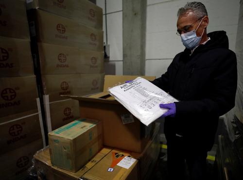 Coronavirus: Sex offender, 84, is 'first prisoner to die from virus'