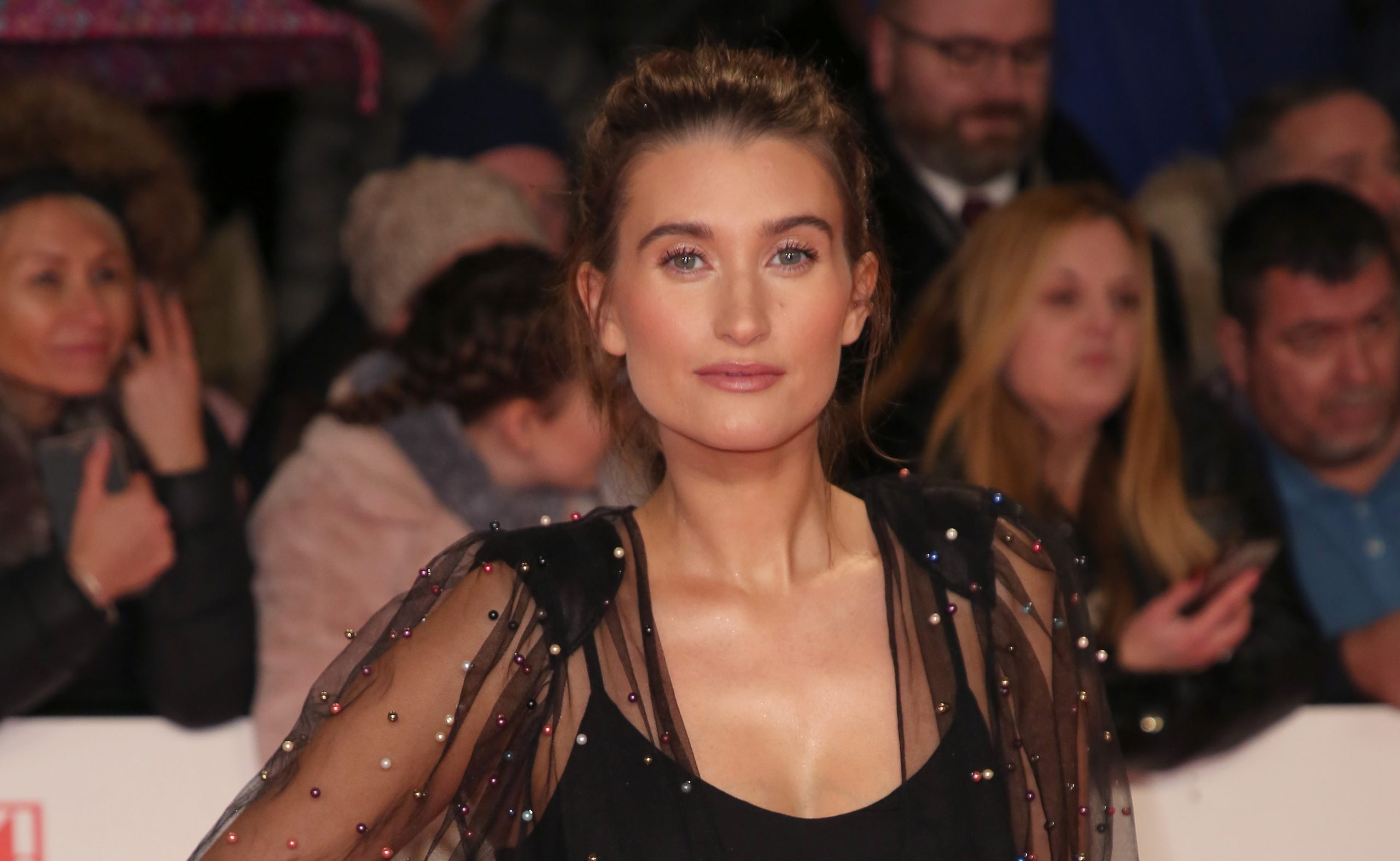 Emmerdale star Charley Webb reveals abuse as she did supermarket shop