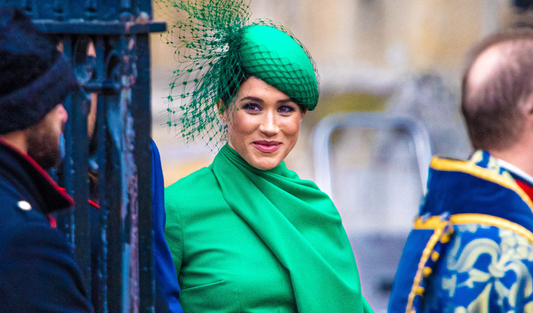 Meghan's first job announced as Disney role after she quits royal life