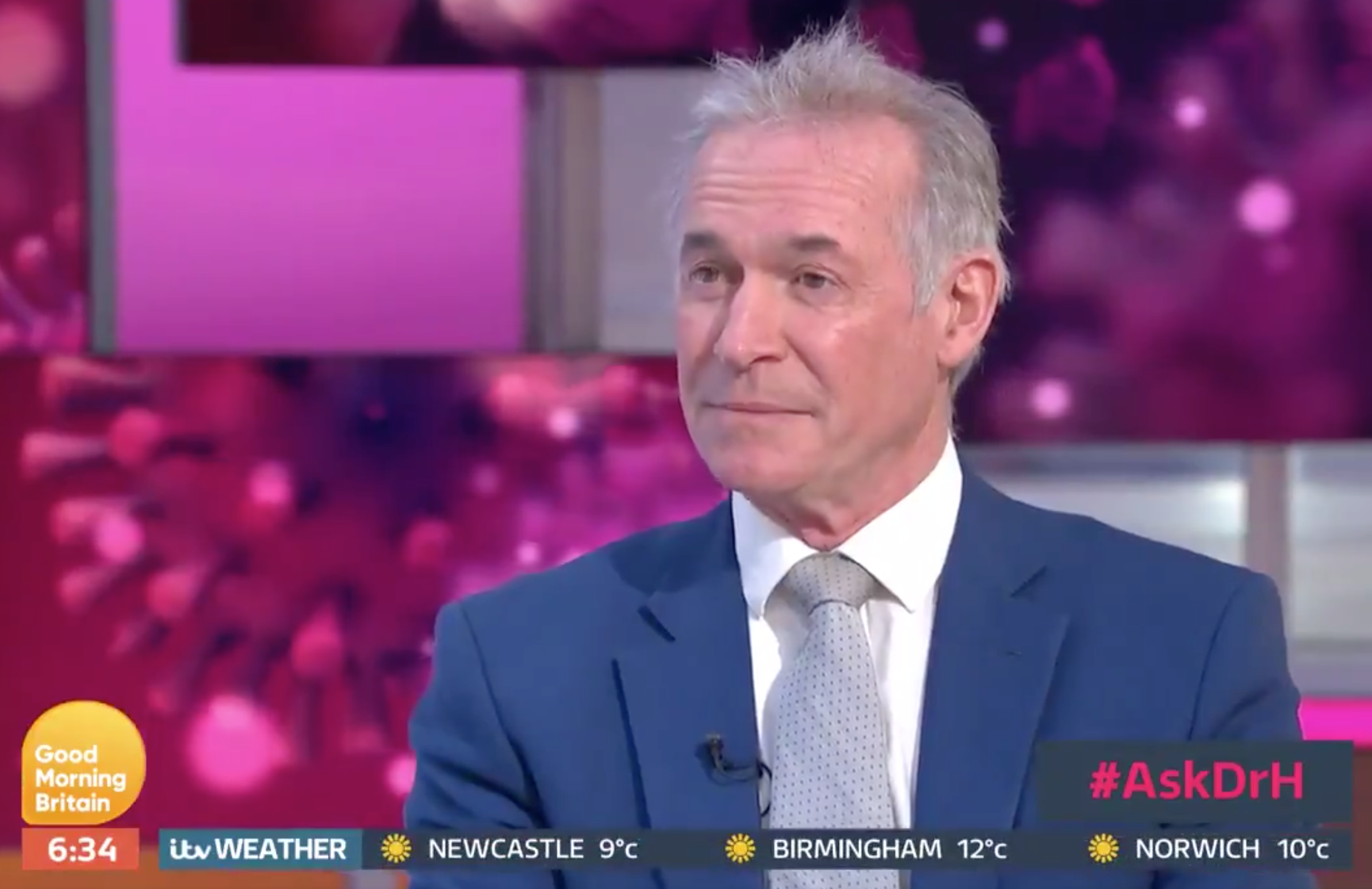 7 huge coronavirus rumours cleared up by Dr Hilary Jones on Good Morning Britain
