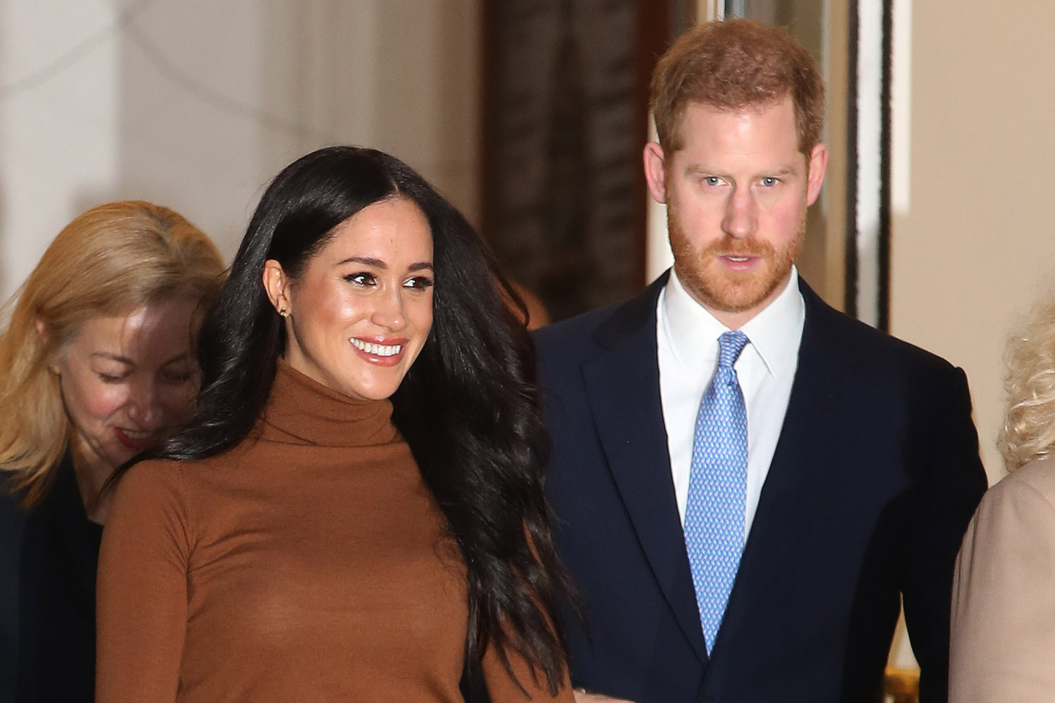 Meghan and Prince Harry 'set up permanent home in California' after leaving Canada