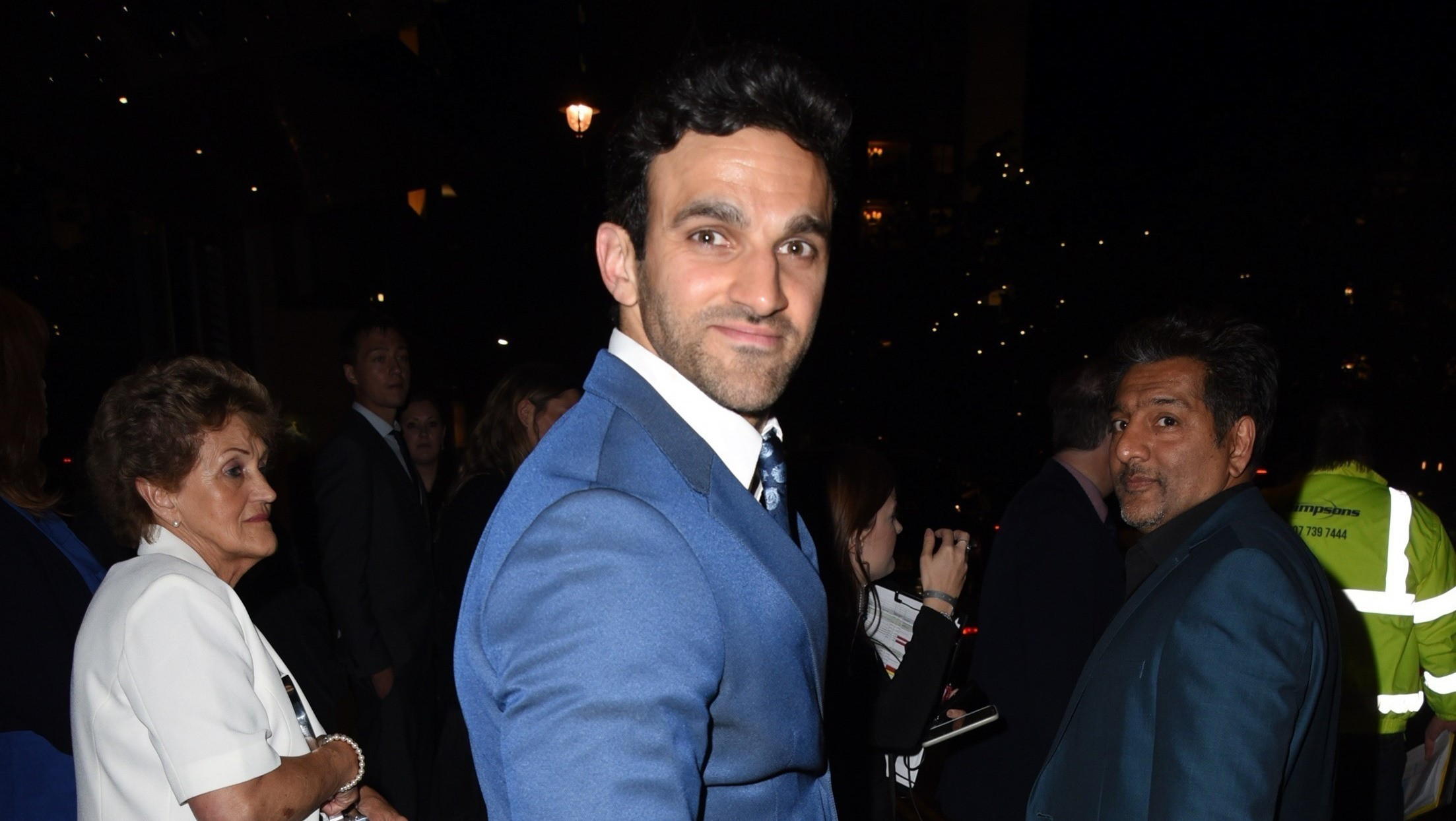 EastEnders star Davood Ghadami melts fans' hearts with emotional post about his daughter
