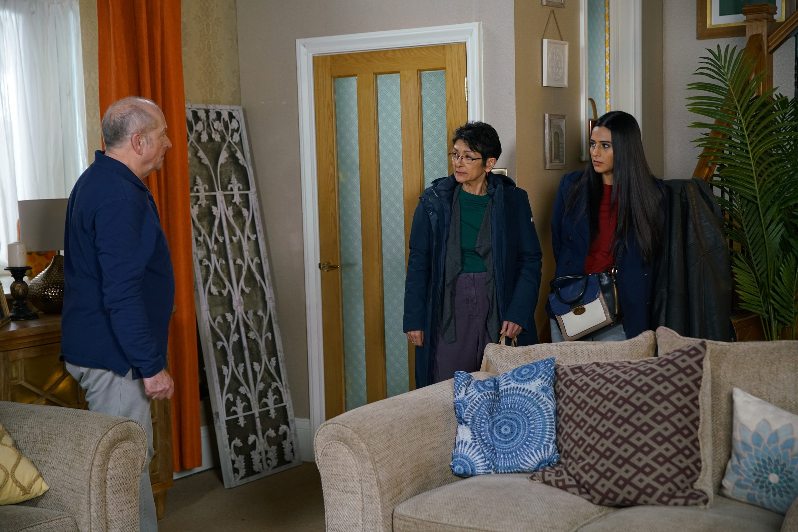 Coronation Street SPOILERS: Yasmeen makes an awful discovery tonight!