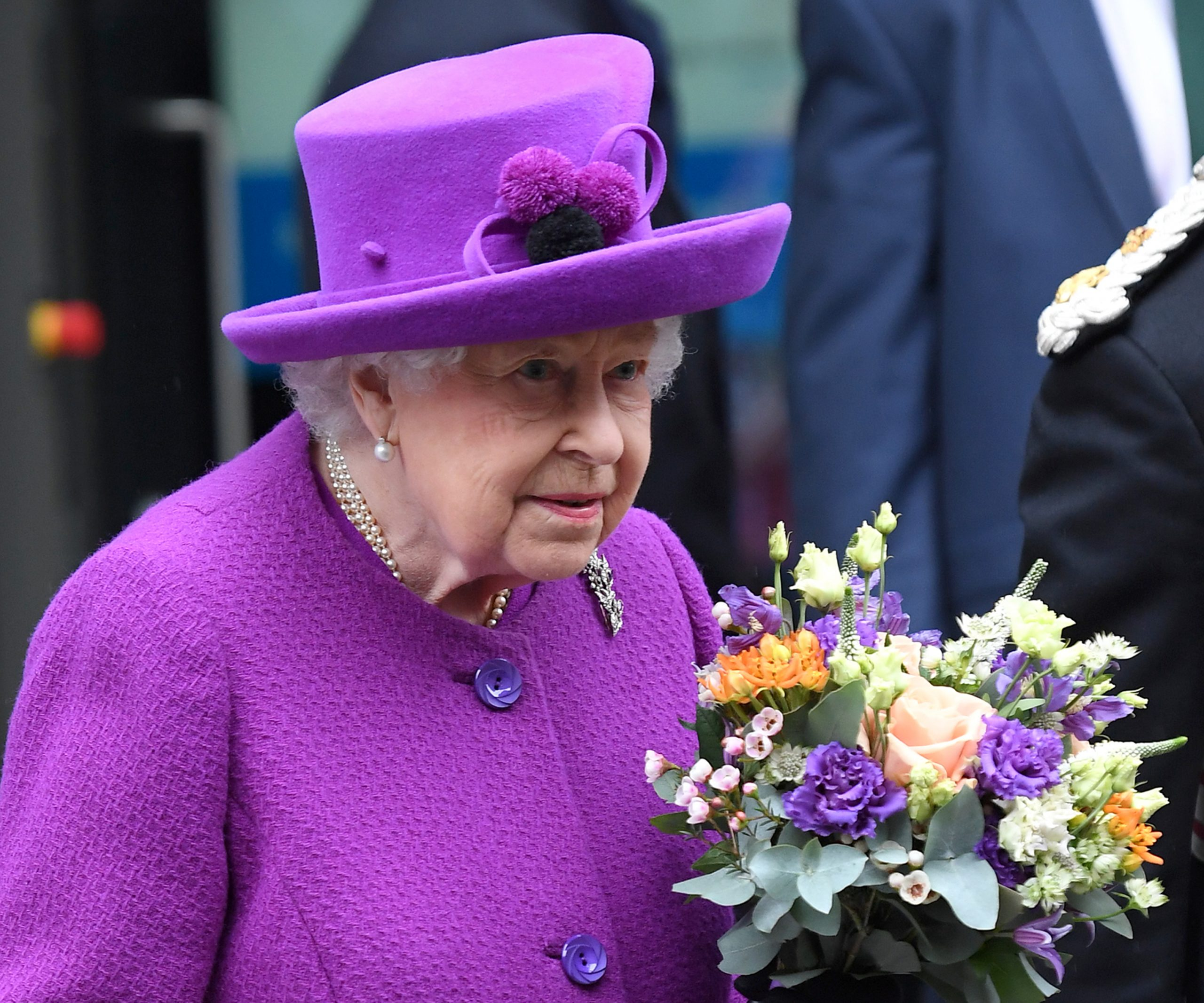 Coronavirus: Buckingham Palace insists Queen 'in good health' as Boris Johnson contracts COVID-19