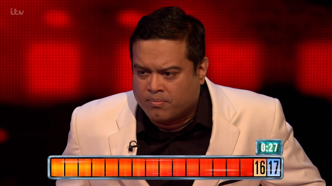 The Chase viewers think Paul Sinha had 'easy' questions as he beats team