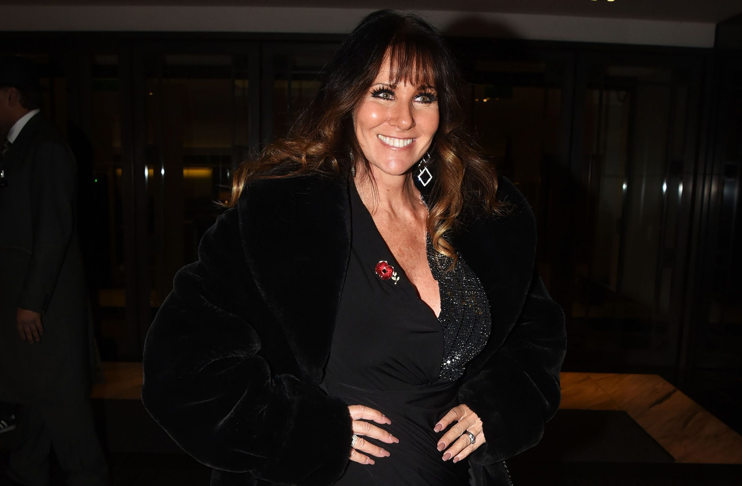 Linda Lusardi 'getting stronger', husband Sam Kane updates