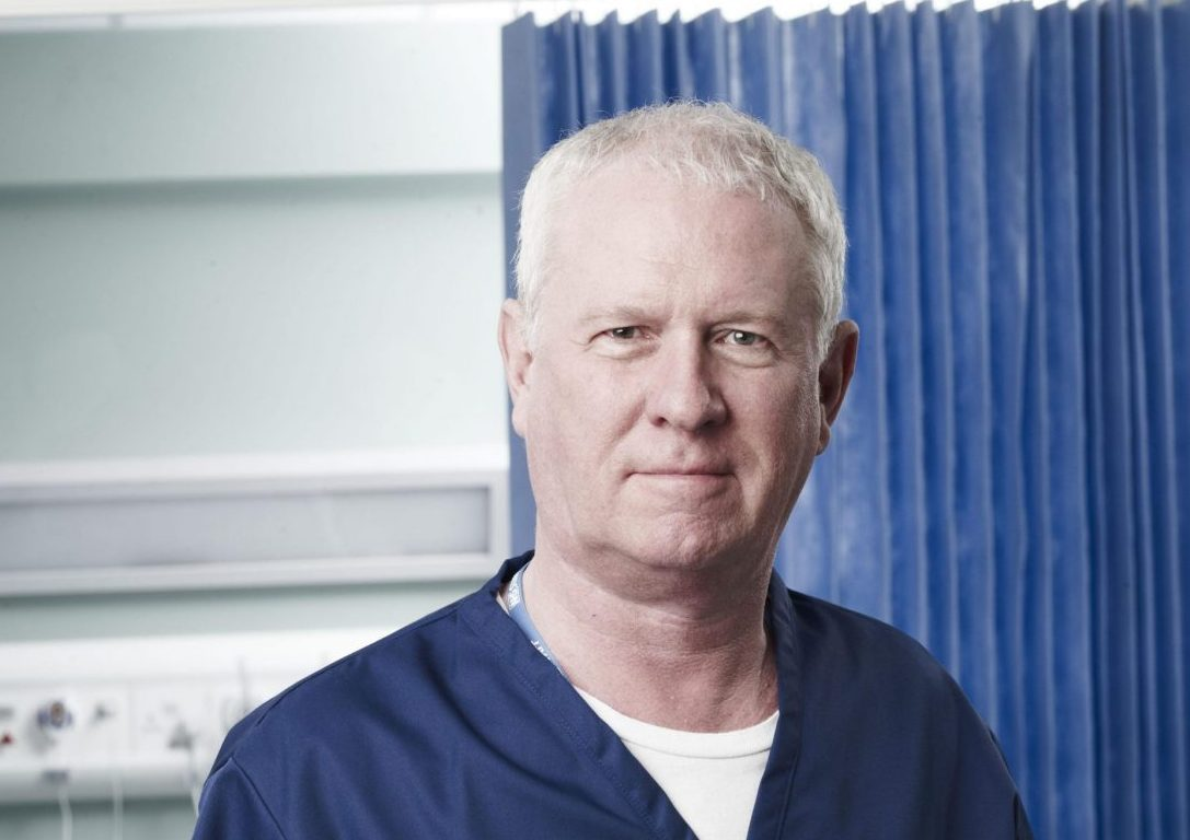 Casualty shock as Charlie Fairhead quits