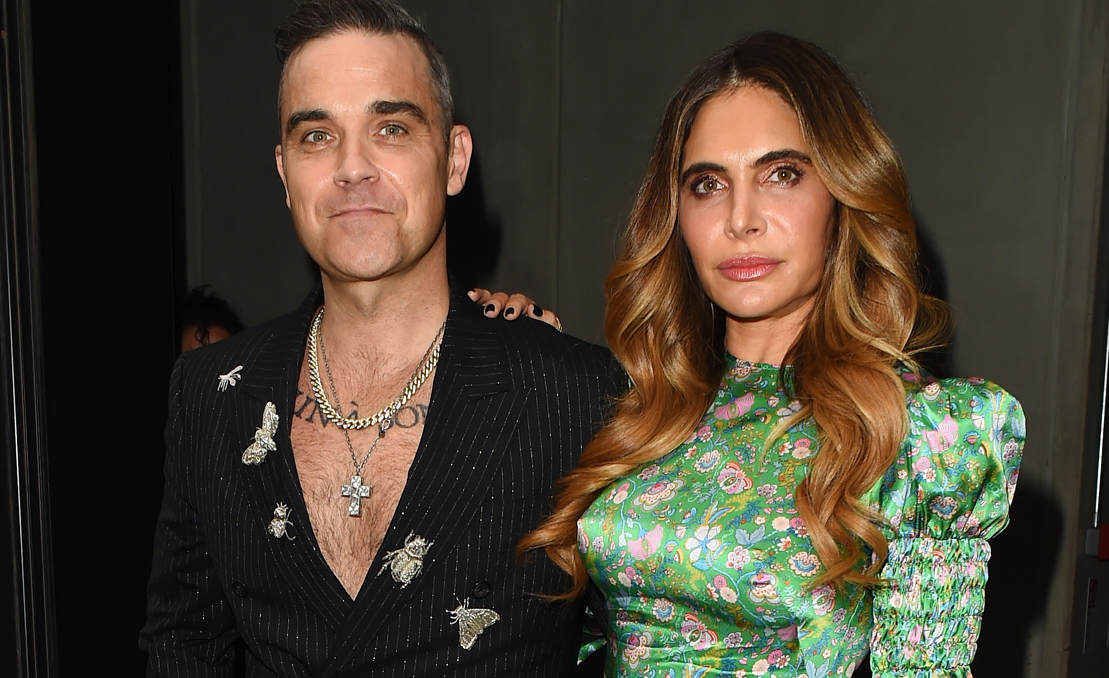 Robbie Williams is reunited with his family after coronavirus quarantine
