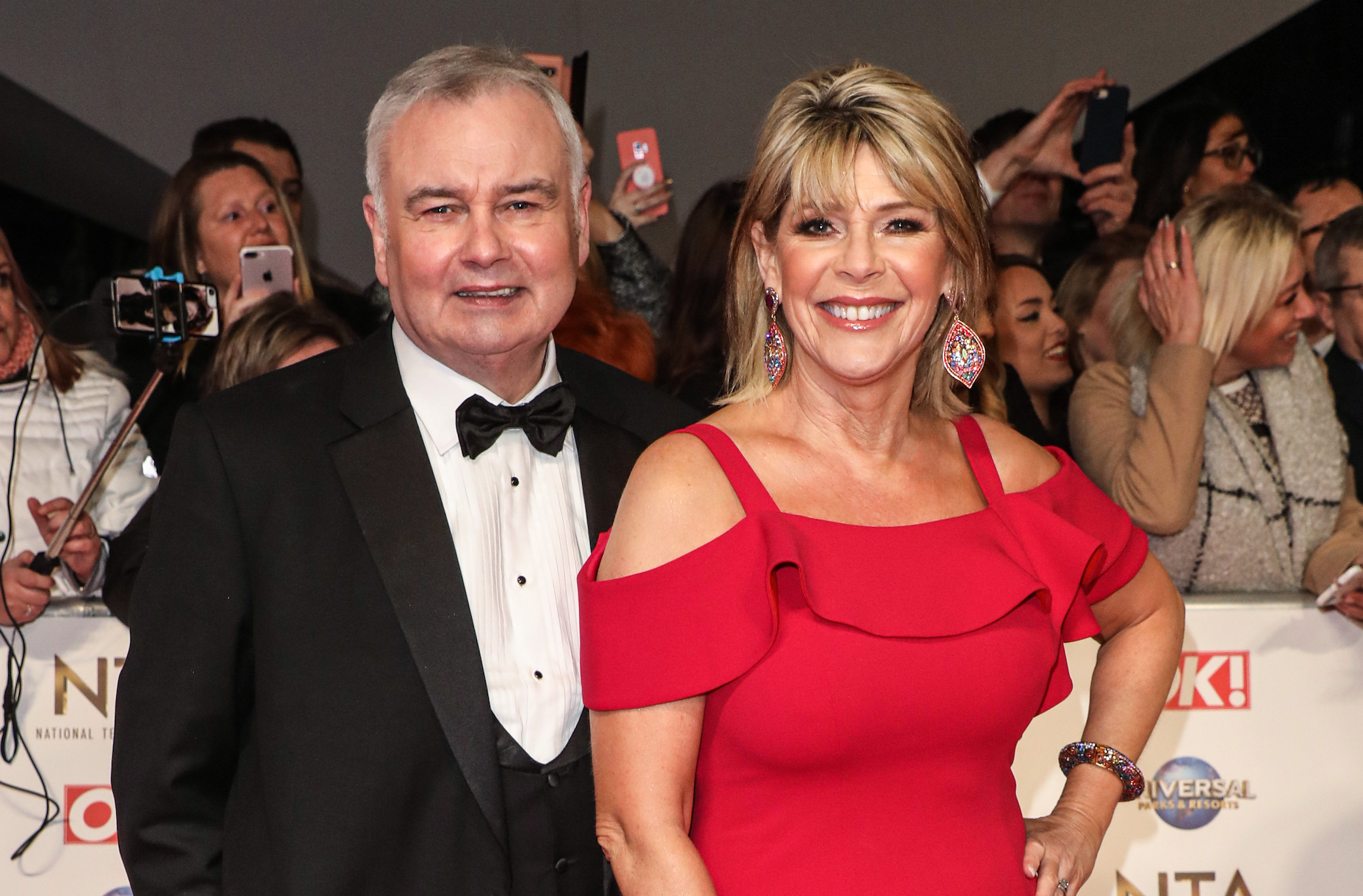 Ruth Langsford puts coronavirus 'criticism' behind her as she walks beloved dog