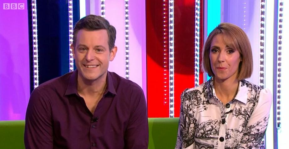 Matt Baker The One Show (Credit: BBC)