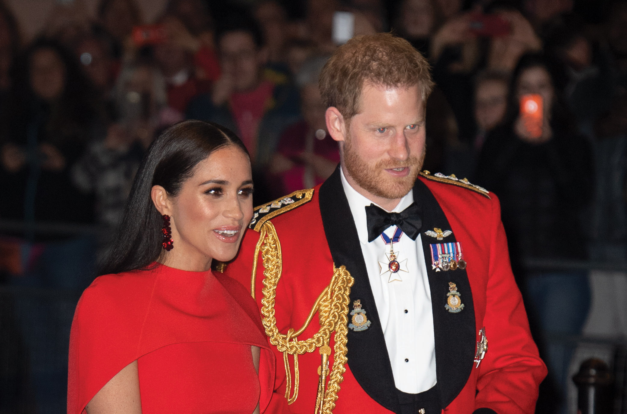 Meghan and Harry arrange private security as Trump refuses to foot the bill