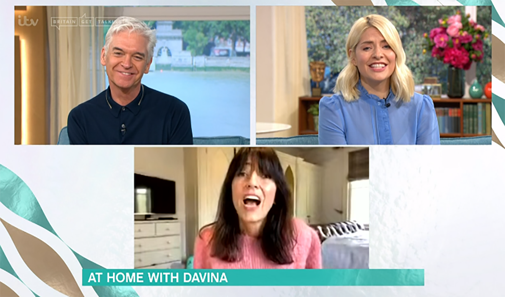 This Morning viewers mock show for blunder during Davina McCall's appearance