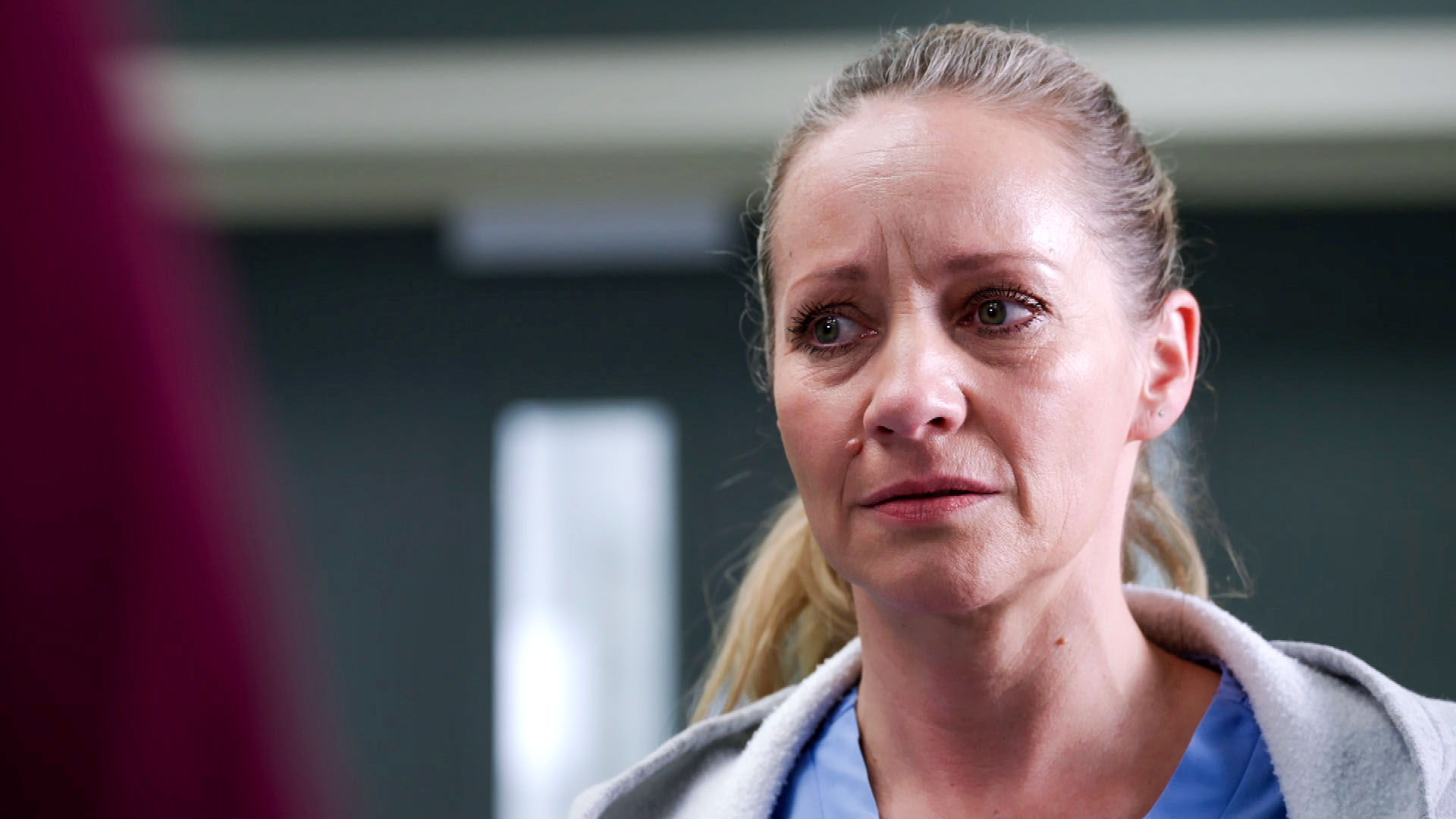 Holby City SPOILERS Essie diagnosed with cancer as Sacha proposes
