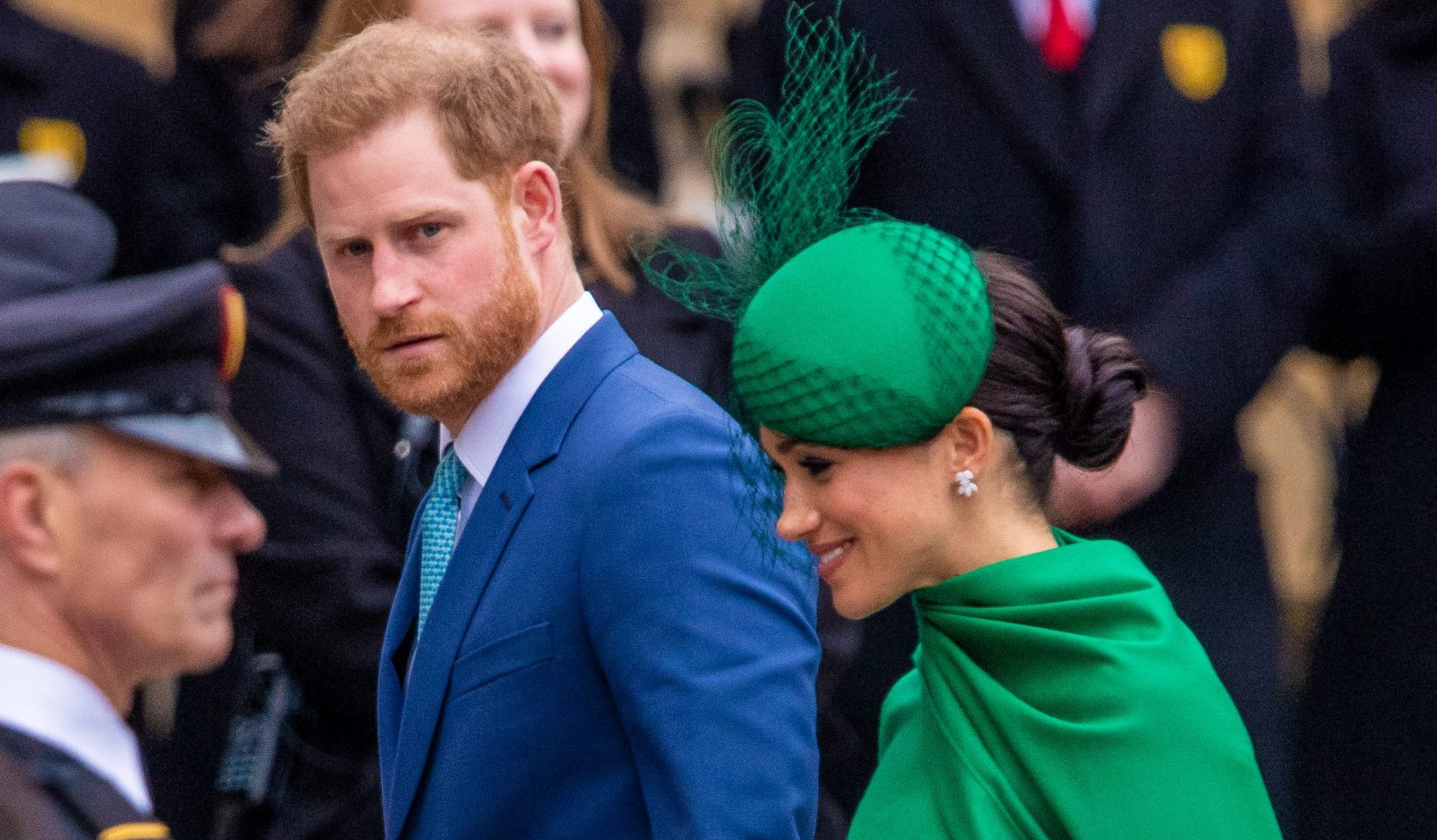 Prince Harry and Meghan Markle post final Instagram message as Sussex Royal